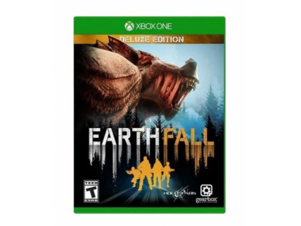XBOX ONE earthfall