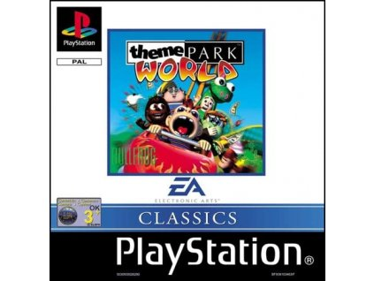 PS1 Theme Park World classics