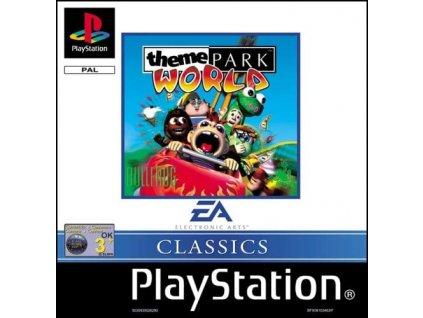 PS1 Theme Park World classics