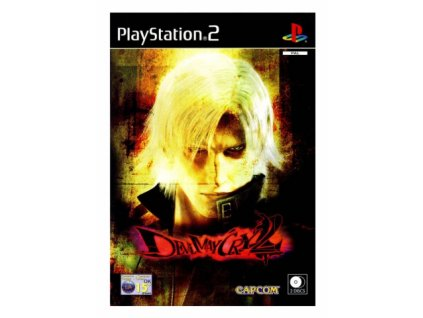 ps2 DEVIL MAX CRY 2