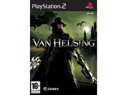 PS2 Van helsing