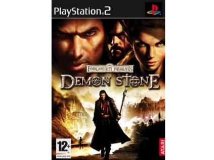 PS2 Forgotten Realms Demon Stone