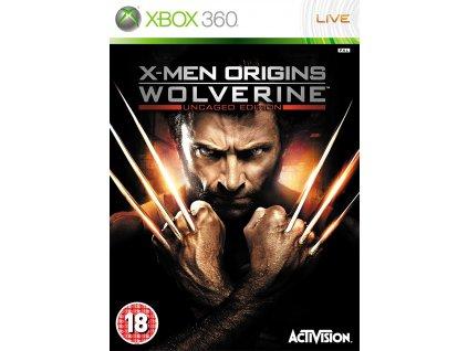 XBOX 360 X Men Origins Wolverine Uncaged Edition