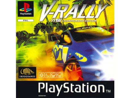 PS1 V-Rally Best of