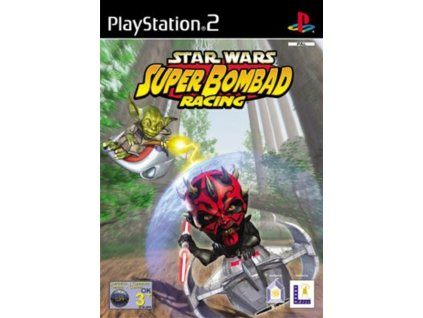 ps2 star wars super bombad squad