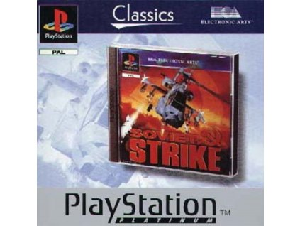 PS1 Soviet Strike