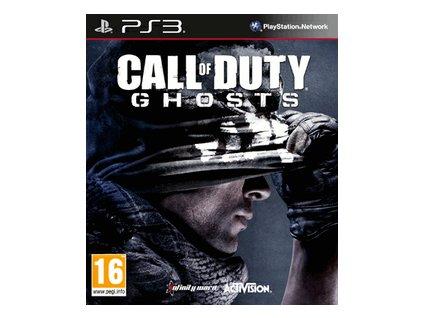 PS3 Call of Duty: Ghosts (nová)