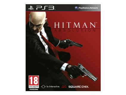 PS3 Hitman: Absolution