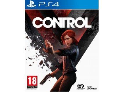 PS4 Control