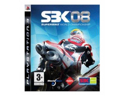 PS3 SBK 08