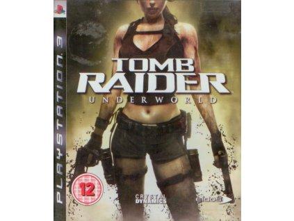 PS3 Tomb Raider: Underworld