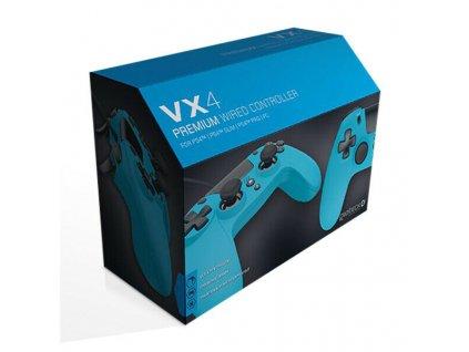 PS4 / PC Kabelový ovladač Gioteck VX4