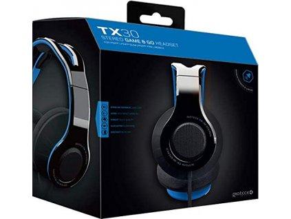PS4 Gioteck TX-30 herní sluchátka (nové)