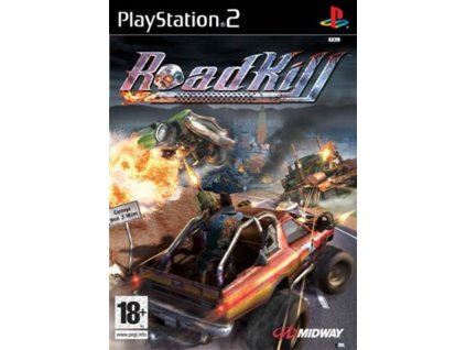 ps2 Roadkill