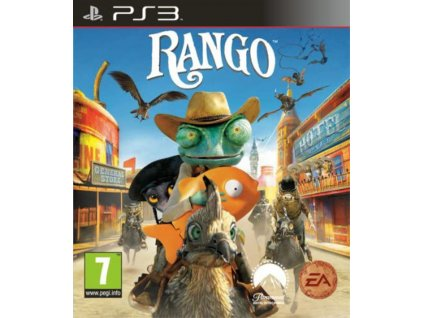 PS3 Rango