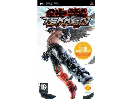 PSP Tekken: Dark Resurrection
