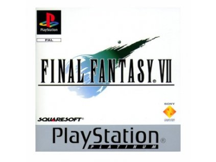 PS1 Final fantasy 7