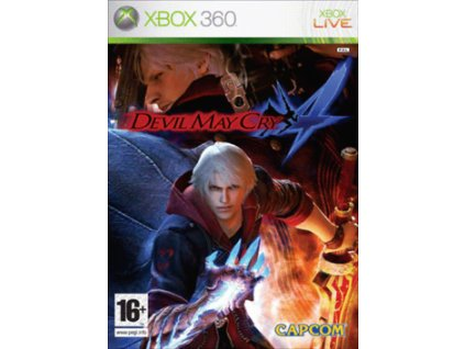 XBOX 360 Devil May Cry 4