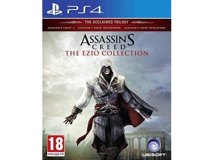 PS4 Assassins Creed: The Ezio Collection CZ (nová)