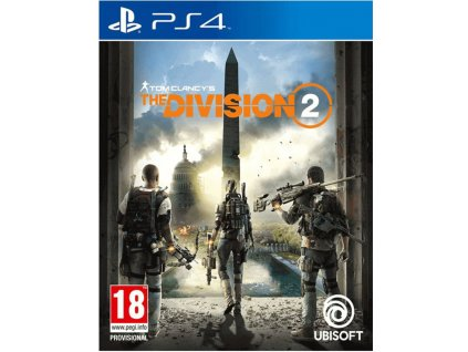 PS4 Tom Clancy's: The Division 2