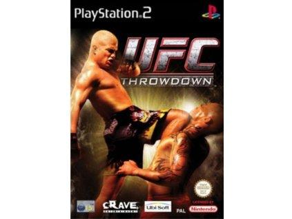 PS2 UFC Throwdown PS2
