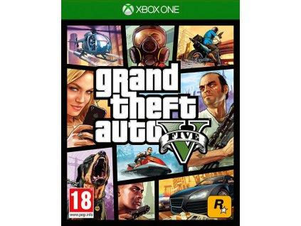 XBOX ONE Grand Theft Auto 5 (GTA V) Premium Online Edition