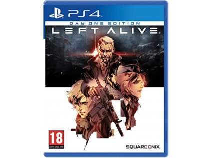 PS4 Left Alive Day One Edition ps4