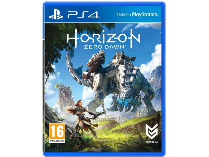 PS4 Horizon Zero Dawn bundle