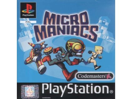 PS1 m icro maniacs