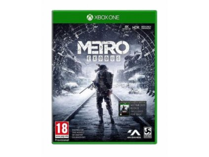 XBOX ONE Metro Exodus (D1 Edition)