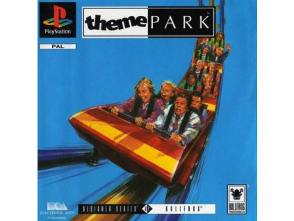 PS1 theme park