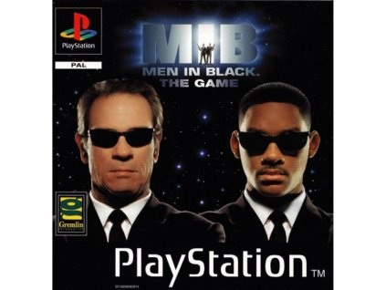 PS1 Men in Black: The Game
