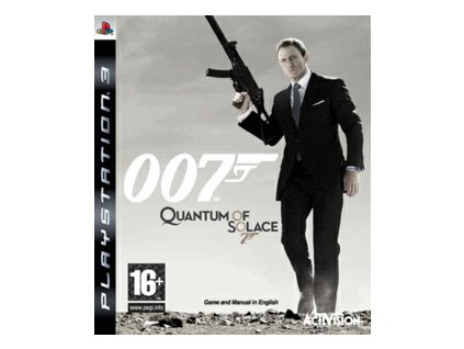 PS3 James Bond 007: Quantum of Solace