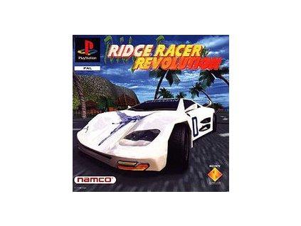Ridge Racer Revolution ps1