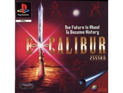 PS1 Excalibur 2555 ad