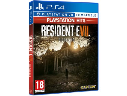 PS4 Resident Evil 7 Biohazard PS4