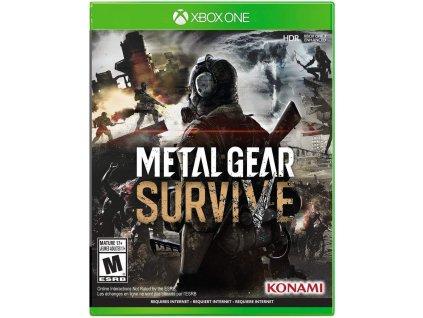 XBOX ONE Metal Gear Survive + DLC