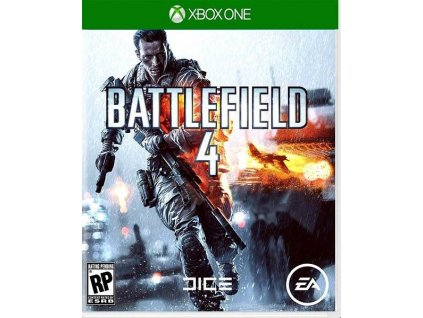 XBOX ONE  Battlefield 4 (nová)