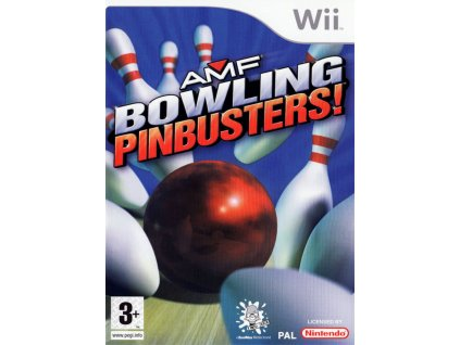 Wii AMF Bowling Pinbusters