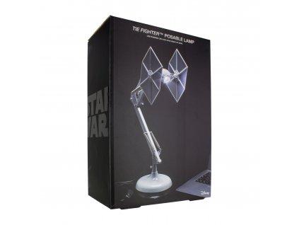 3D lampa Star Wars - Tie Fighter (poškozený obal)
