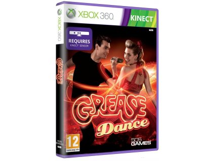 XBOX 360 Grease Dance