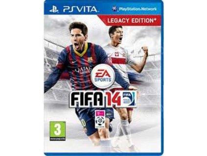 PS VITA FIFA 14 legacy edition