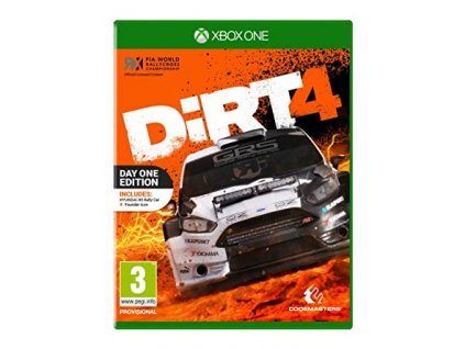 XBOX ONE Dirt 4 Day One Edition