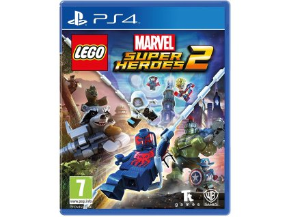 PS4 LEGO Marvel Super Heroes 2 PS4