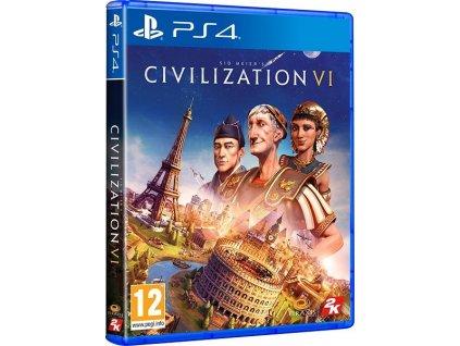 PS4 Sid Meier's Civilization VI