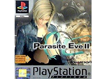 ps1 parasite eve 2 platinum