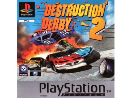 ps1 destruction derby
