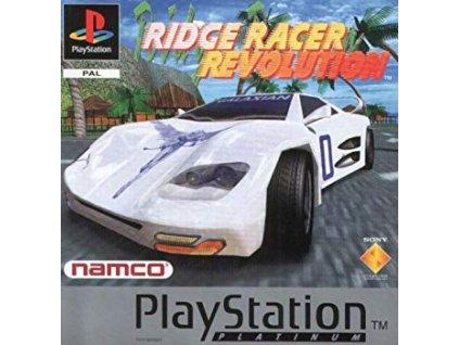 ridge racer revolution platinum