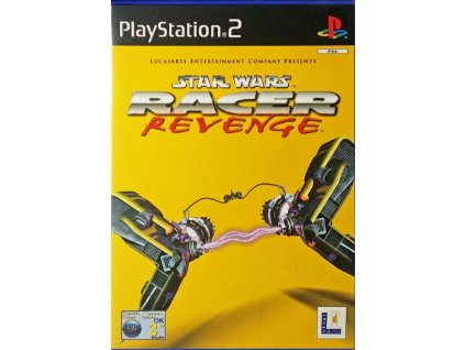 PS2 Star Wars Racer Revenge