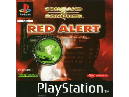 Command & Conquer Red Alert PS1